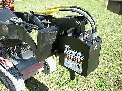 Toro Dingo Mini Skid Steer Attachment Lowe 750 Hex Auger Drive - Ship $199