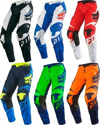 Fox Racing Mens 180 Race MX Motocross Riding Pants CLOSEOUT