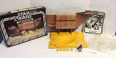 Star Wars Land Of The Jawas Palitoy 1978 Very Rare Complete Mib Jawa A Bag Baggy