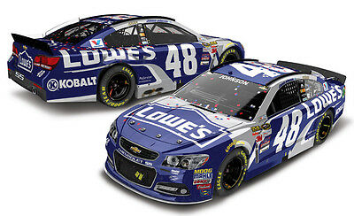 Jimmie Johnson Lowes Texas Win 2015 1/24 1 Of 677 Ship From Canada