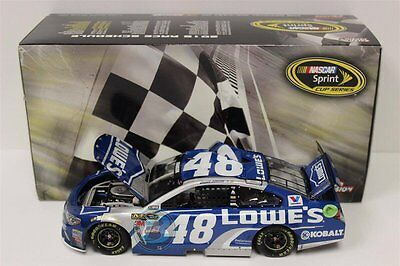 Jimmie Johnson 2016 Lowes Atlanta Win 1/24Th 1 Of 648 Ships From Canada