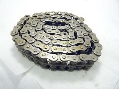 139559 Old-Stock, Tsubaki 80SS-2 Double Strand Roller Chain #80 SS