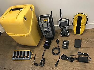 """Trimble VX Spatial DR300 1"""" Total Station With TSC3 Access S8,S6 But Better!!"""