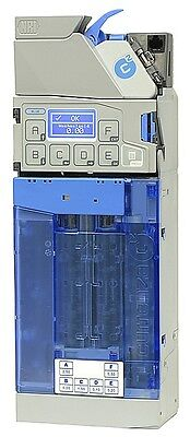 Currenza 6 Tube  Coin Mechanism For Vending Machines- Mdb And Vccs