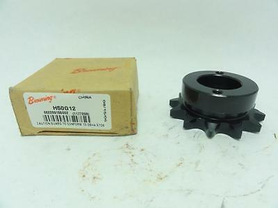 138828 New In Box, Browning H50G12 Bushed Sprocket #50 12T