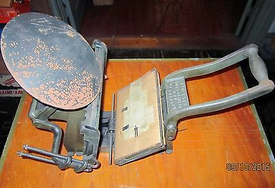 Vintage Kelsey Excelsior Mercury Model N 3X5 Letter/Table Top Printing Press