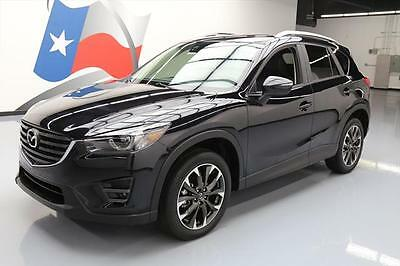 2016 Mazda CX-5 Grand Touring Sport Utility 4-Door 2016 MAZDA CX-5 GRAND TOURING HTD SEATS SUNROOF NAV 18K #641697 Texas Direct