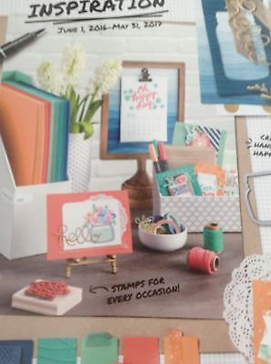 STAMPIN UP*** CATALOG ***2016  2017*** PLUS OCCASIONS AND SALEABRATION minis