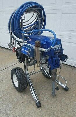 Graco Ultimate Mx Ii 1595, Electric Airless Paint Sprayer