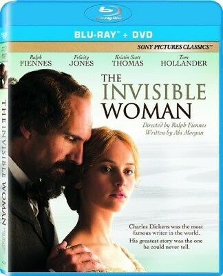 The Invisible Woman [New Blu-ray] With DVD, Widescreen, 2 Pack, Ac-3/Dolby Dig