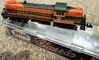 Atlas N-Scale RS-3 Great Northern - NEW