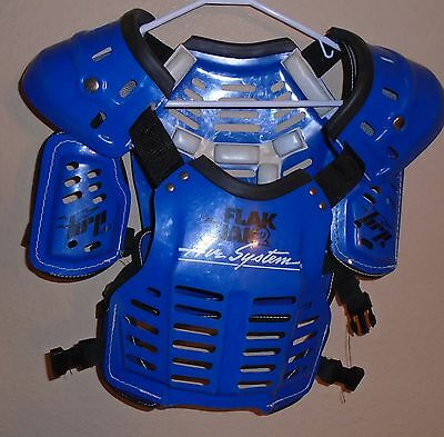 HRP Sports Flak Jak 2 youth Chest Protector Motocross