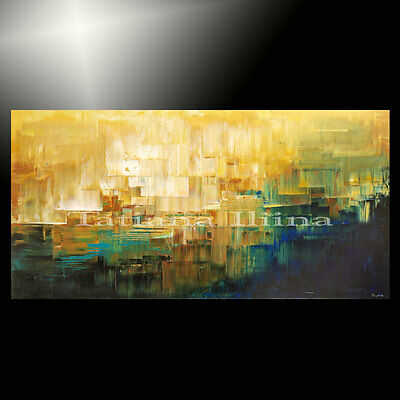 GICLEE painting of ORIGINAL abstract Tatiana art ocean stretched signed 3/100