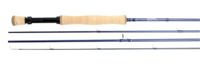 NEW Stalker Current Fly Fishing - Saltwater Fast Action Fly Rod