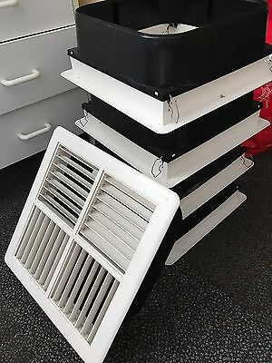 Cooling Ceiling Vents 400mm