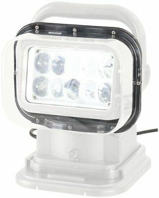 LED Pan & Tilt Spotlight Searchlight with Remote Control