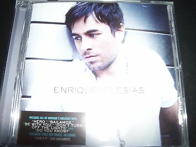 Enrique Iglesias Greatest Hits The Very Best Of (Australia) CD - New