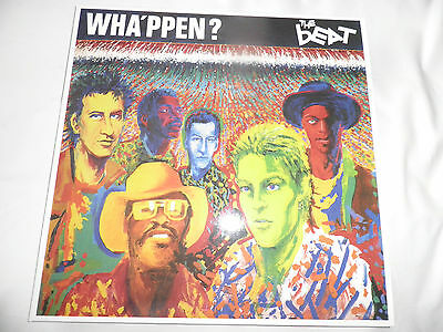 the beat wha,ppen?  vinyl record new ska two tone