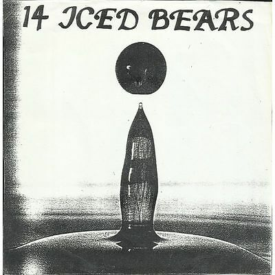 45 - 14 Iced Bears / Splendour In The Grass - Flexi, One-Sided, UK Indie, Hear!
