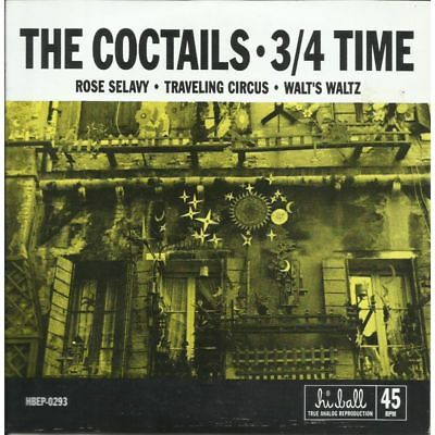 "45, 7"" - The Coctails - 3/4 Time - Sea And Cake, Indie, Alternative, Hear!"