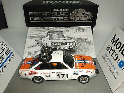 Scalextric Resin Seat 124 sport 1600  montecarlo 1972
