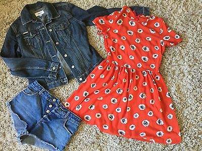Fabulous Ladies Bundle Size 8-10 River Island, Next, Topshop. Denim Jacket
