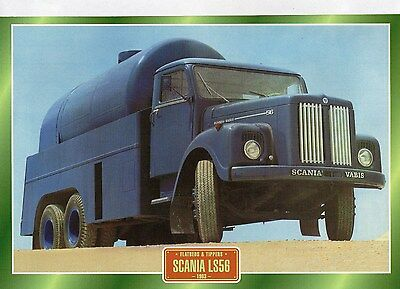 Scania LS56            Glossy   Picture (T203)