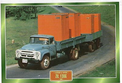 Zil 130G            Glossy   Picture (T205)