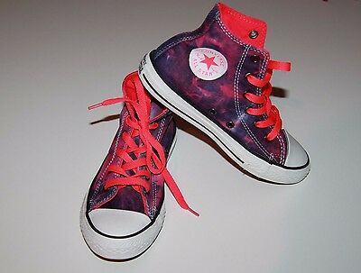 CONVERSE fille taille 32 comme neuves