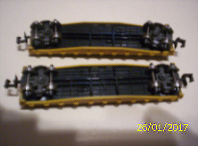 n gauge model train carriages Atlas