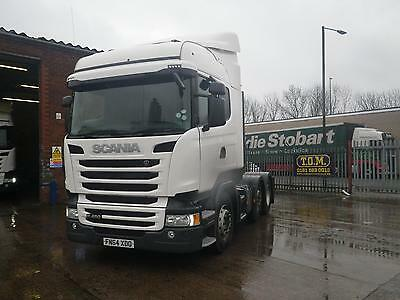 Scania R-450 HIGHLINE 6X2
