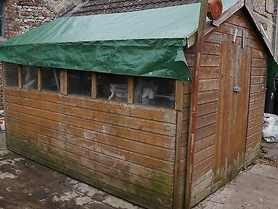 """Shed 10ft 3"""" x 7ft 8"""""""