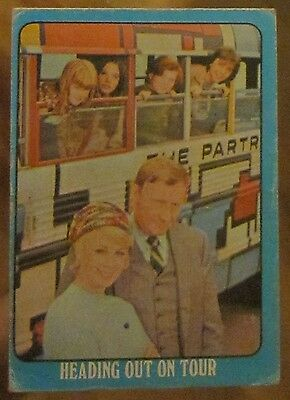 Partridge Family 1971 Cards Lot Of 5