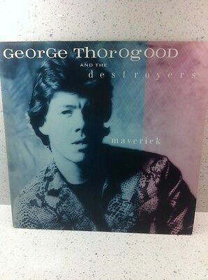 George Thorogood And The Destroyers Maverick Vinyl