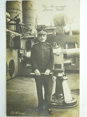 Military Navy Ww1-Italy-Famous People-N Viale-V6E-S59998