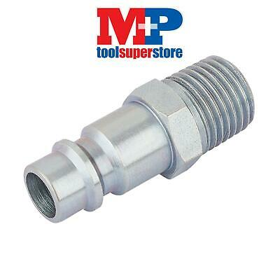 "Draper 54415 1/4"" BSP Male Nut PCL Euro Coupling Adaptor (Sold Loose)"