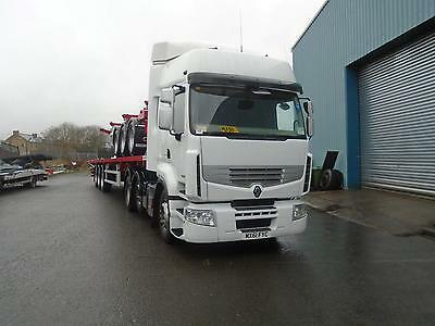 October 2011 Renault Premium 460-25 6X2 Unit