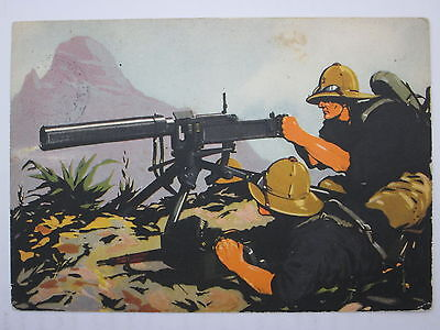 Military-Machine Gunners-2Nd Battalion Gunners-Ol4-X83098