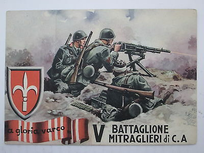 Military-Machine Gunners-V Battalion Gunners-Ol4-X83093
