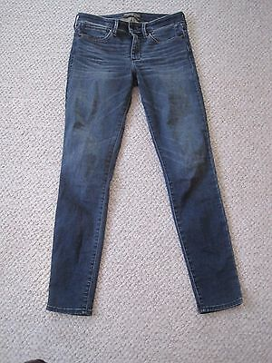 Abercrombie And Fitch Super Skinny Stretch Jeans Size   W26 L29