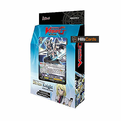 Cardfight Vanguard: Divine Knight of Heavenly Decree Trial Deck G-TD11 Royal Pal