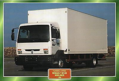 Renault M180 Midliner           Glossy   Picture (T217)