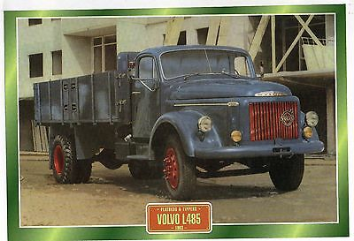 Volvo L485          Glossy   Picture (T218)