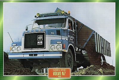 Volvo N7                   Glossy   Picture (T238)