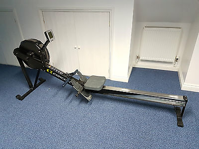 Concept 2 Rower Model D bLACK with PM4 monitor