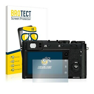 FujiFilm X100F Glass Film Screen Protector Protection