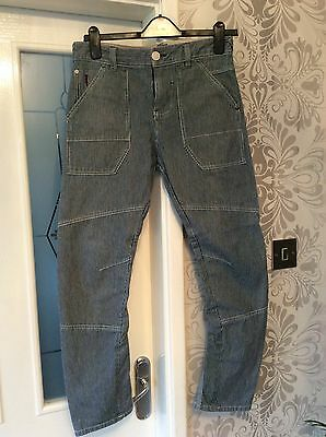 Worn Once Next Boys Jeans Size 11-12 Years/152cm