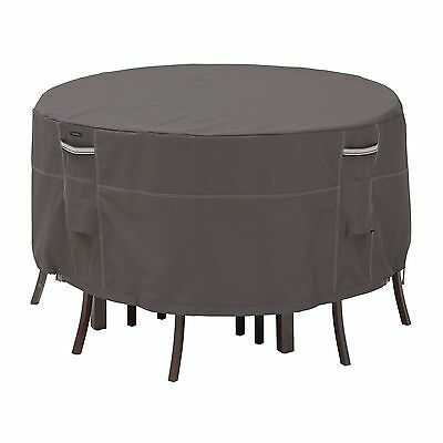 Classic Accessories Ravenna Round Patio Dining Set Covers