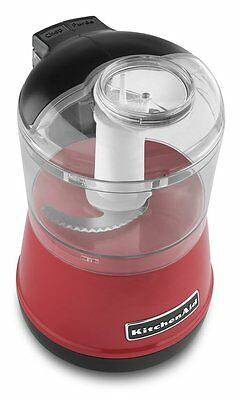 KitchenAid KFC3511WM 3.5-Cup Chef's Food Chopper,Watermelon, Chops,Slices, Dices