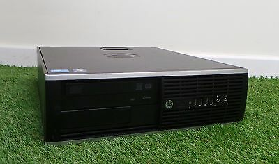 HP COMPAQ 8200 ELITE SFF PC INTEL CORE I5 2400@3.10GHz 4GB RAM 500GB HDD. HCE1